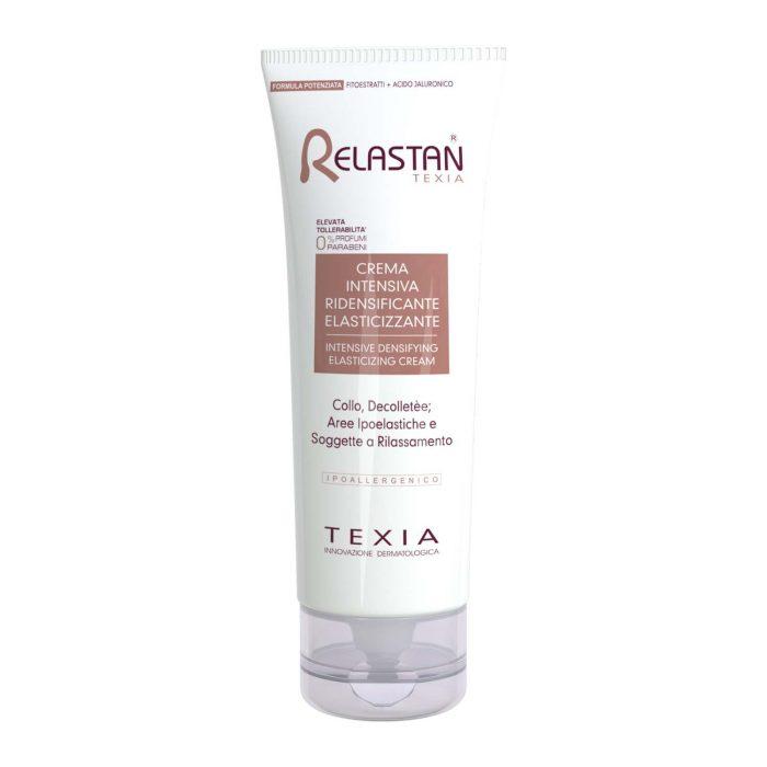 Crema ridensificante acido jaluronico Relastan Texia