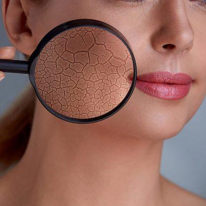 Prodotti dermatologici viso e aree delicate