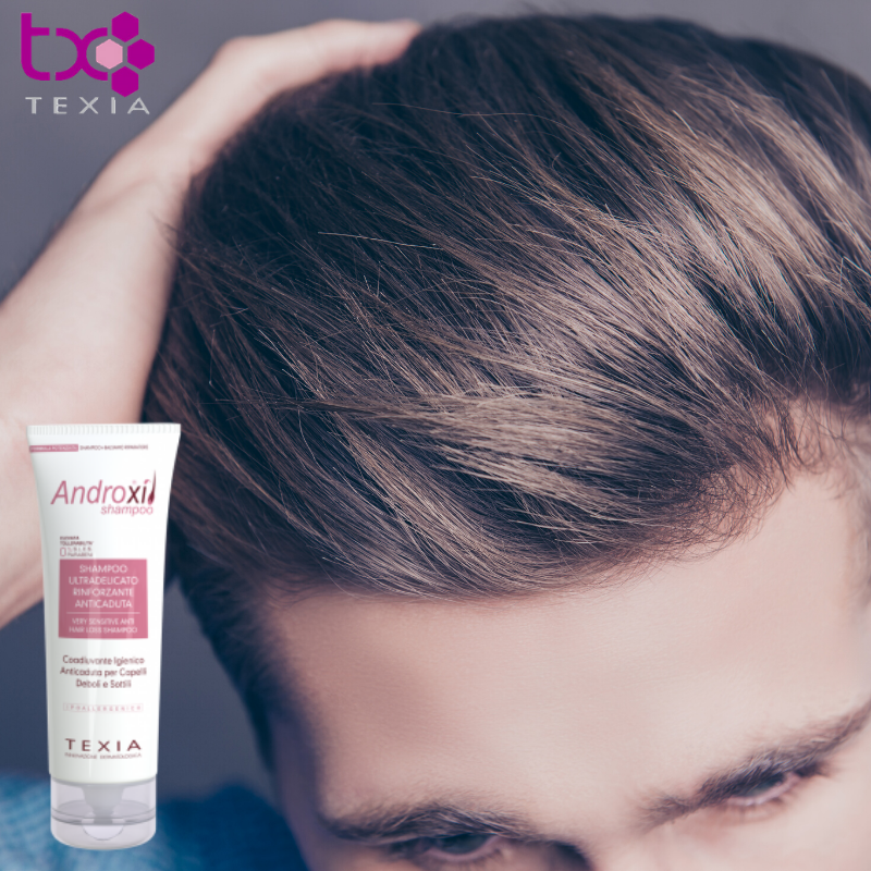 Androxil shampoo anticaduta
