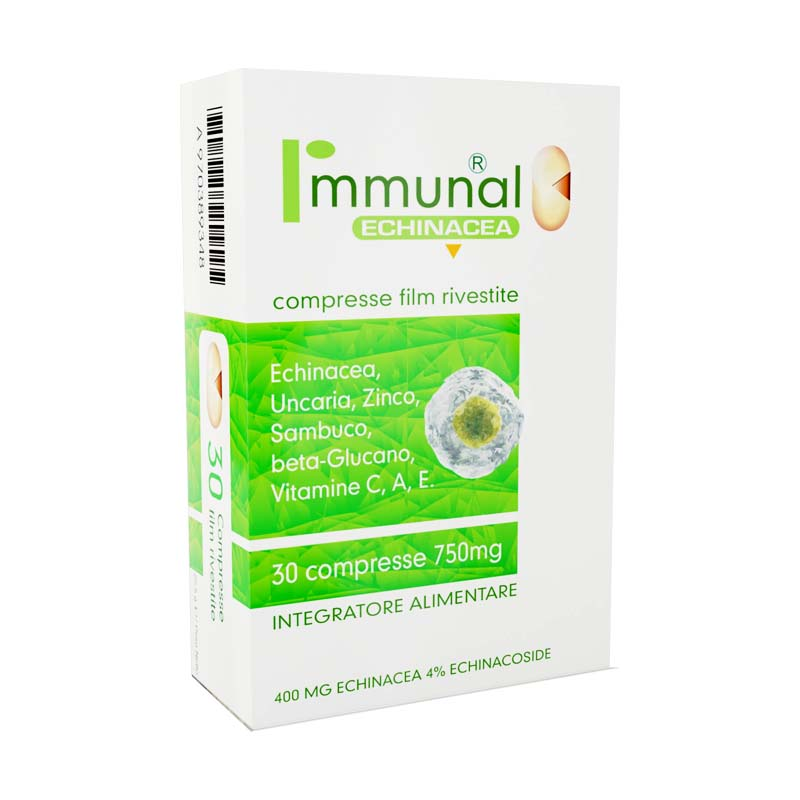 Immunal integratore alimentare 30 compresse